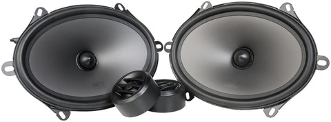 "MTX Audio THUNDER Series 90W RMS 5"" x 7"" Component Speakers - THUNDER681"