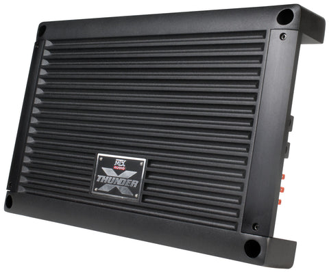MTX Audio XTHUNDER Series 1500W RMS Monoblock Amplifier - XT1500.1