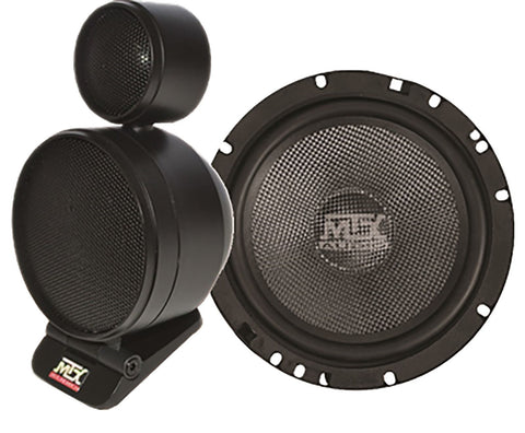 MTX Audio ImagePro 120W RMS 3-way Speaker - IP863