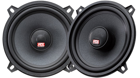 "MTX Audio TX4 Series 5.25"" Coaxial Speakers - TX450C"