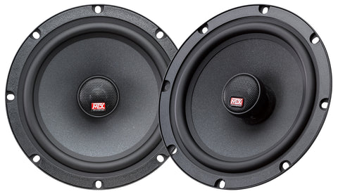 "MTX Audio TX4 Series 6.5"" Coaxial Speakers - TX465C"