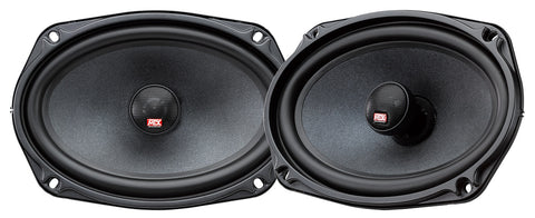"MTX Audio TX4 Series 6"" x 9"" Coaxial Speakers - TX469C"