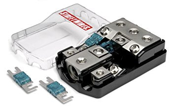 MTX StreetWires FBXS0024 - Fused Distribution Block