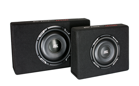 "MTX Audio FPR Series 12"" In Loaded Enclosure"