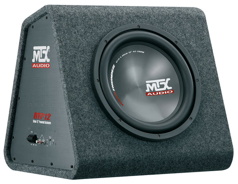 "MTX Audio RTP Series Powered 12"" Subwoofer - RTP12"