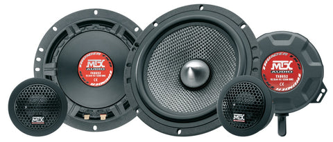 "MTX Audio TX8 Series 6.5"" Component Speakers - TX8652"