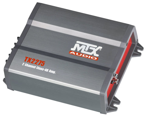 MTX Audio TX Series 220W 1/2-Channel Amplifier - TX2275