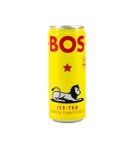 Bos Lemon ice tea 330ml