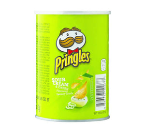 Pringles Sourcream and Chives 42g