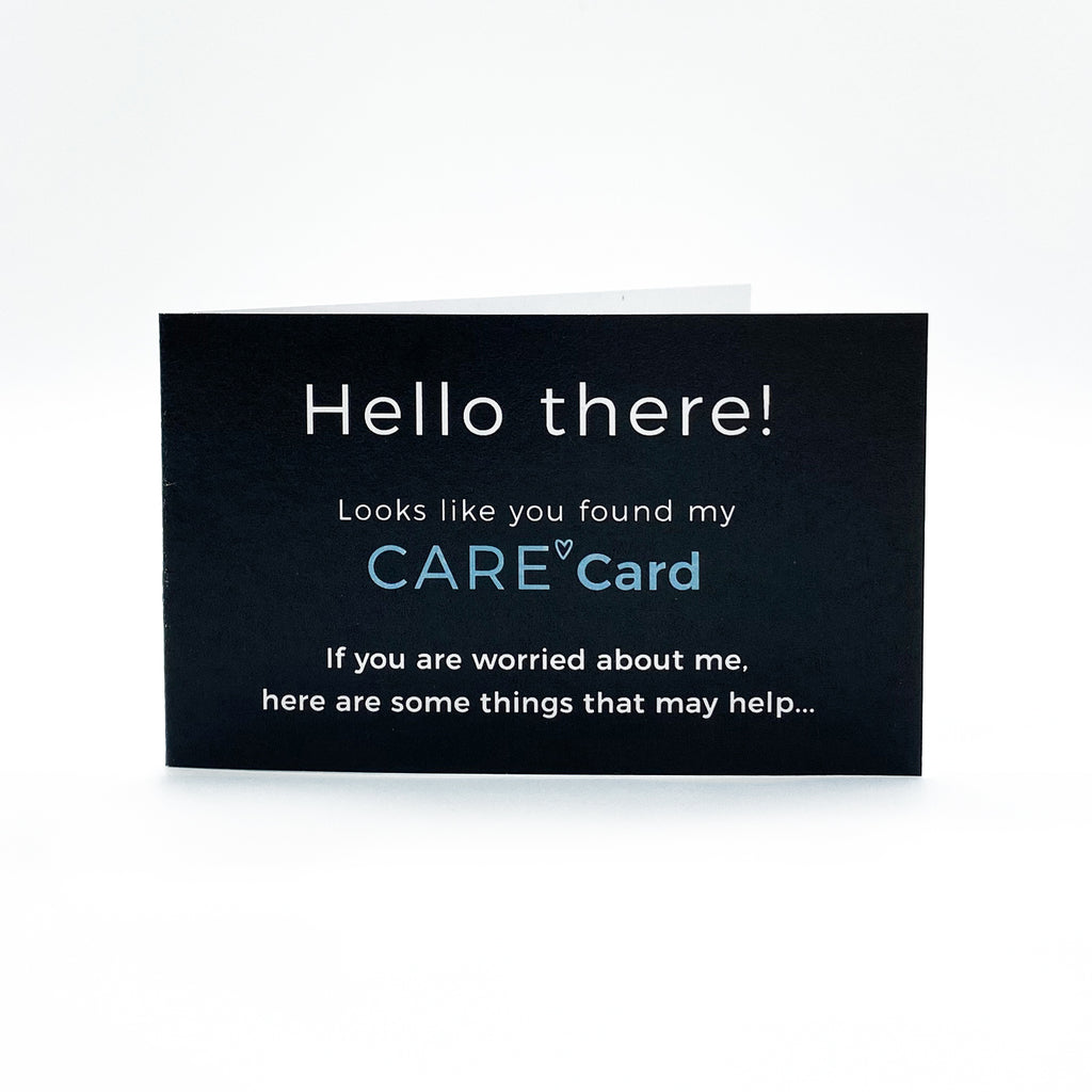 The Care Card by Dawn Clocks™