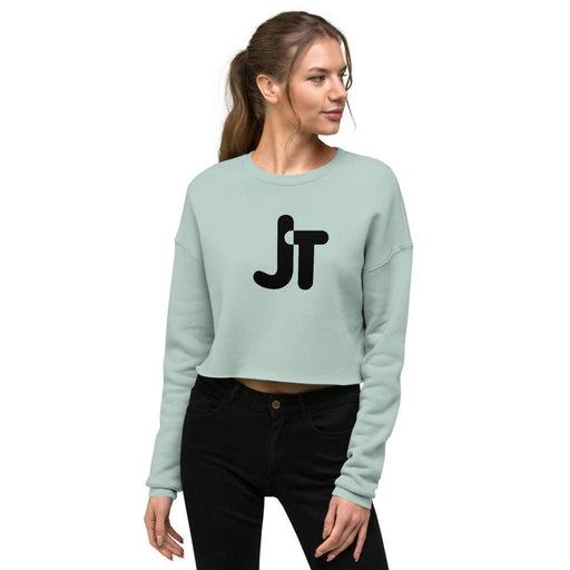 JT Crop Sweatshirt M Crop Sweatshirt yoga SoCal yoga clothing for women LA yoga clothing for you yoga poses yoga joy time joy time