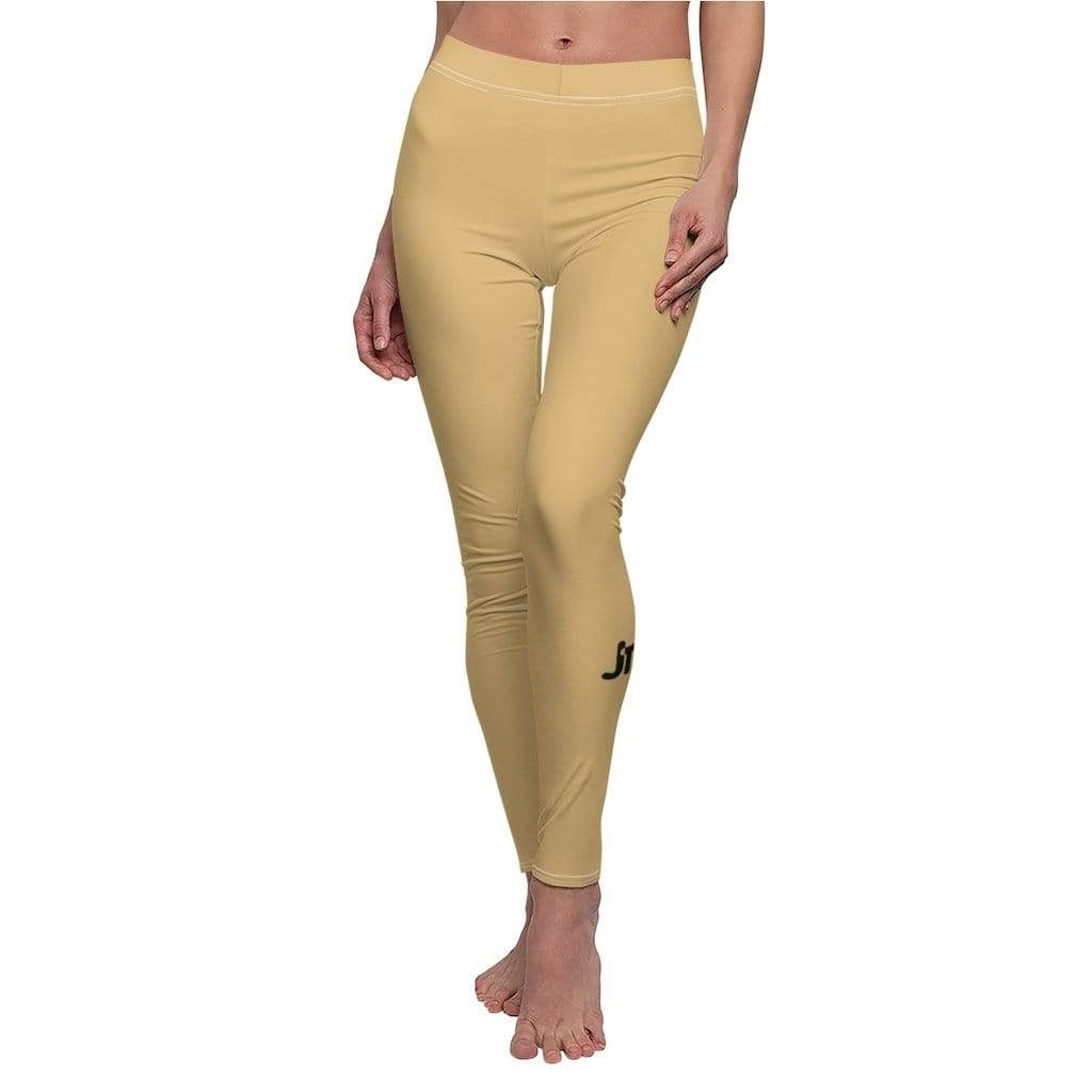 JT Leggings White Seams / M AIRLIFT LEGGING - HONEY yoga SoCal yoga clothing for women LA yoga clothing for you yoga poses yoga joy time joy time