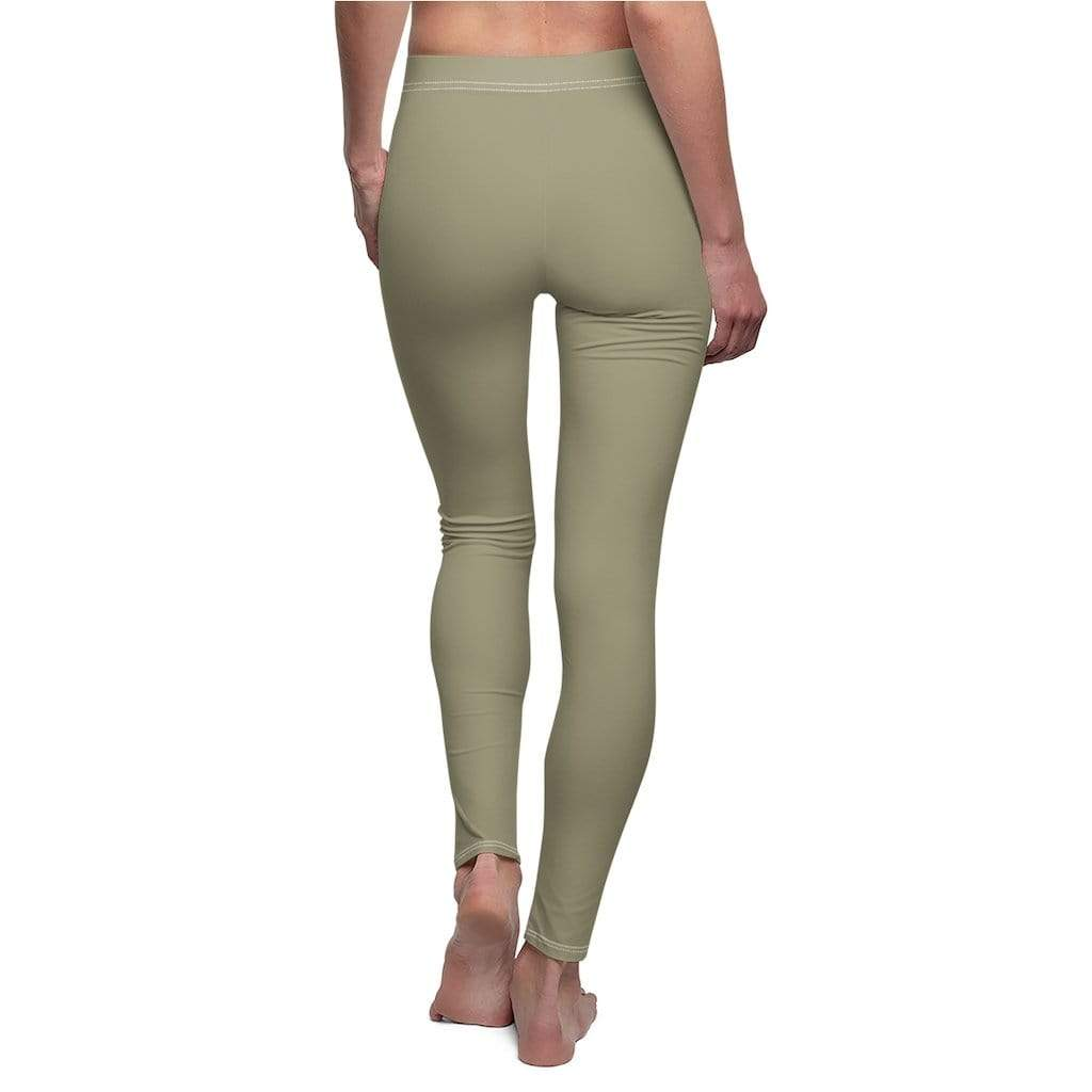 JT Leggings White Seams / M AIRLIFT LEGGING - OLIVE yoga SoCal yoga clothing for women LA yoga clothing for you yoga poses yoga joy time joy time