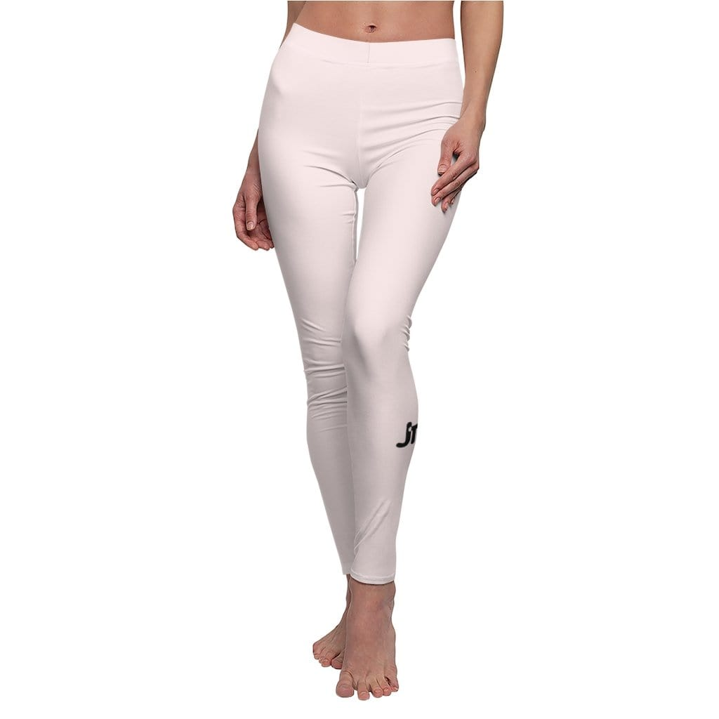 JT Leggings White Seams / M AIRLIFT LEGGING - SOFT PINK yoga SoCal yoga clothing for women LA yoga clothing for you yoga poses yoga joy time joy time