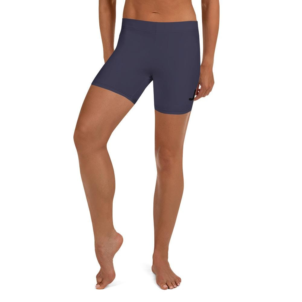 JT Short HIGH-WAIST AIRLIFT SHORT | RICH NAVY yoga SoCal yoga clothing for women LA yoga clothing for you yoga poses