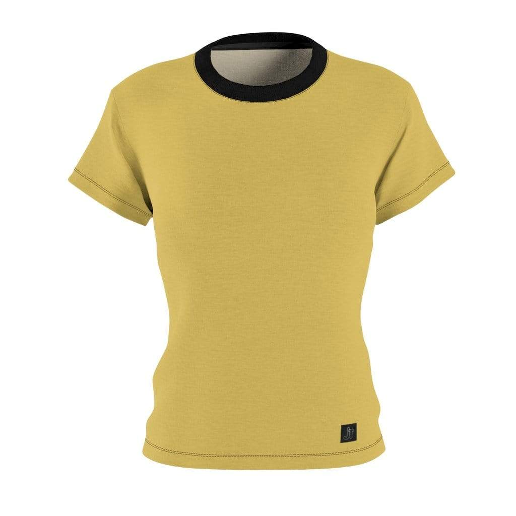 JT Short Sleeve MOTION SHORT SLEEVE - SULPHUR yoga SoCal yoga clothing for women LA yoga clothing for you yoga poses yoga joy time joy time