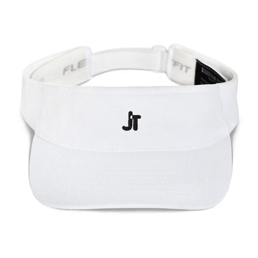 JT Visor White ECHO VISOR yoga SoCal yoga clothing for women LA yoga clothing for you yoga poses yoga joy time joy time