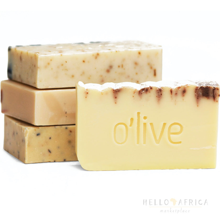 Cape Buchu & Lemongrass Soap