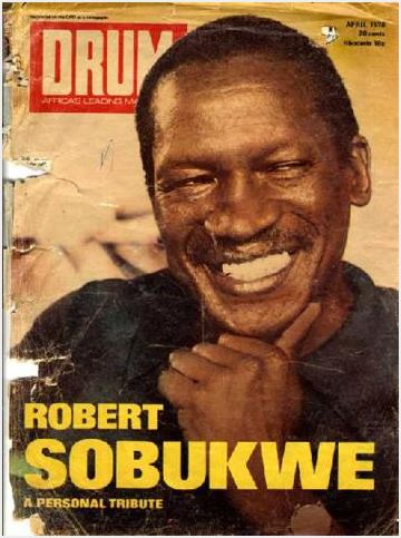 Drum Cover : Robert Sobukwe