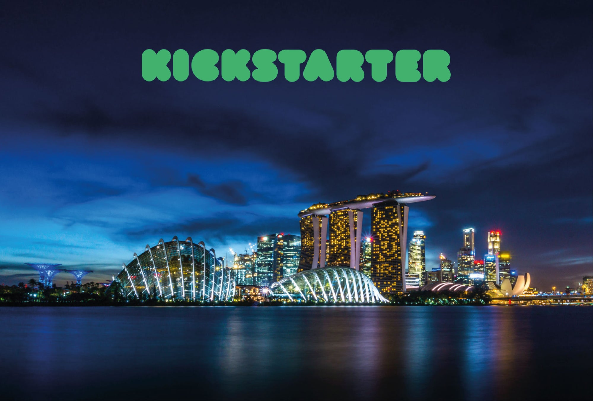 Crowdfunding & Kickstarter: Singapore accounts for the largest amount of backers from Asia