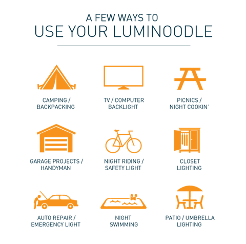 Ways to Use Luminoodles