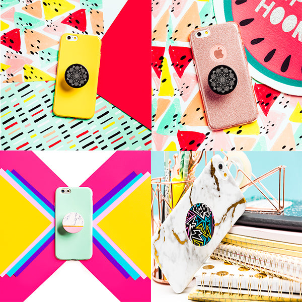 Pop sockets Lifestyle Images 2