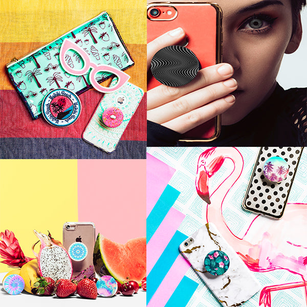 Pop Sockets Lifestyle Images 1