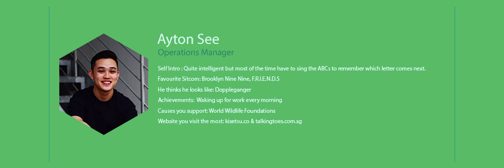 We The People - Ayton See - Operations Manager