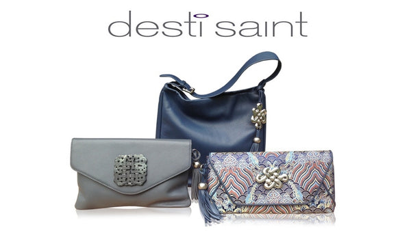 Desti Saint Love Knot Collection
