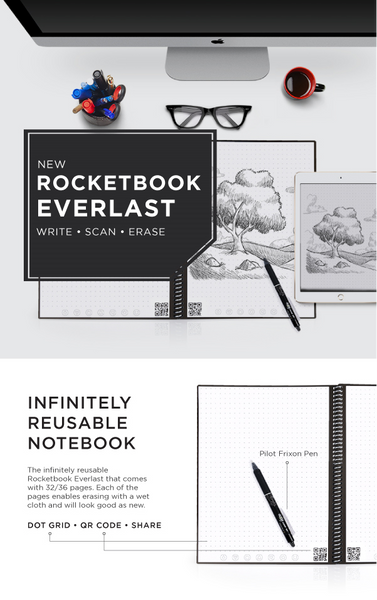 Rocketbook Everlast Description