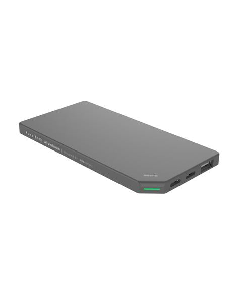 PowerBank |Slim| ^aluminum by DesignNest