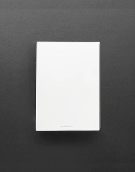 The Minimalist Notebook: By Architects, for Everyone.