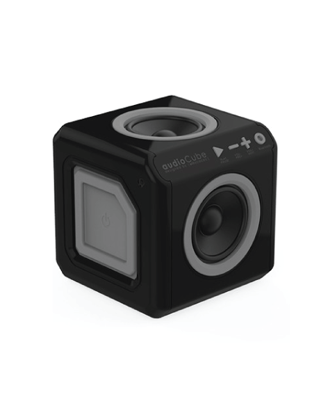 AudioCube |Portable| by Allocacoc Audio