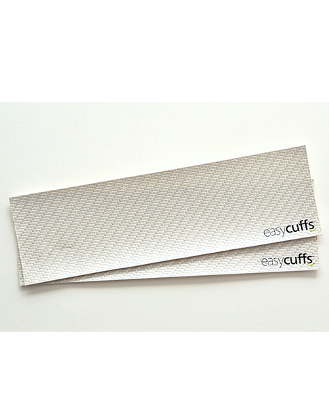Easycuffs - Roll up the perfect shirt cuffs