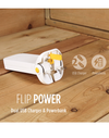 Flip -  Thinner & Better British Plug