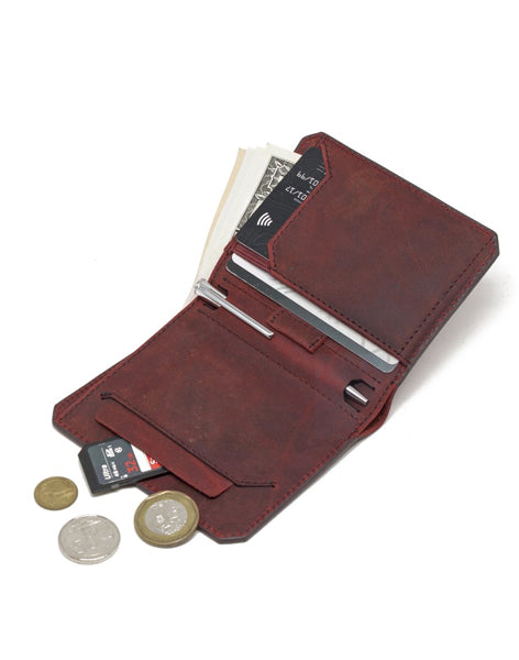 Kaizen: The Most Intelligently Crafted RFID-Safe Slim Wallet