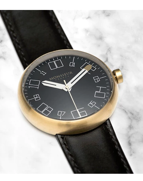 Monsieur Watches: A Gentlemen's Essential Timepiece