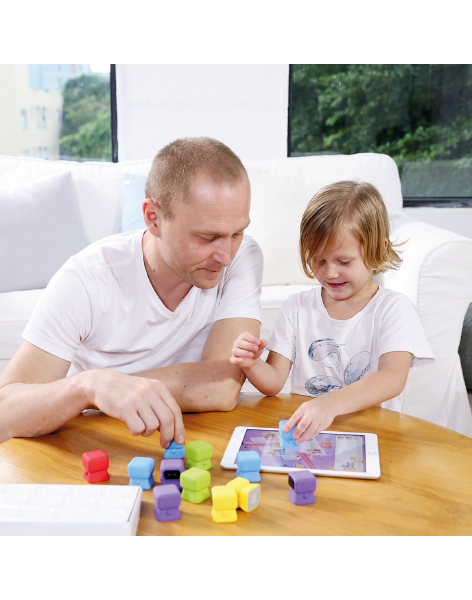 Tangiplay: Tangible Coding Learning Toys for Kids aged 4+