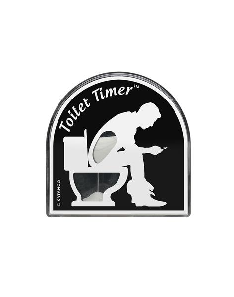 The Toilet Timer
