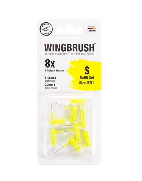 WINGBRUSH® 2.0 - Easygoing interdental cleaning