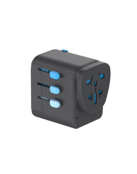 ZENDURE Passport Pro: The Safest Global Travel Adapter