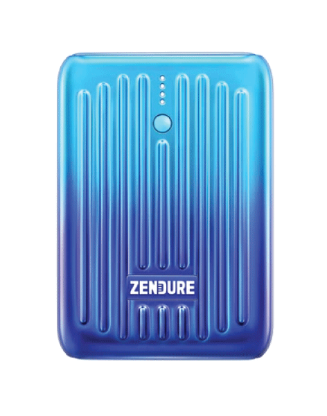 ZENDURE SuperMini - Credit Card Size 10,000mAh Power Bank