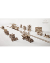 UGEARS - Self-Propelled Mechanical Models