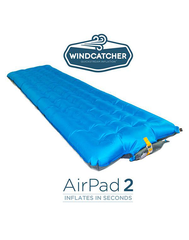 Windcatcher - Inflates in seconds with NO power or pumping