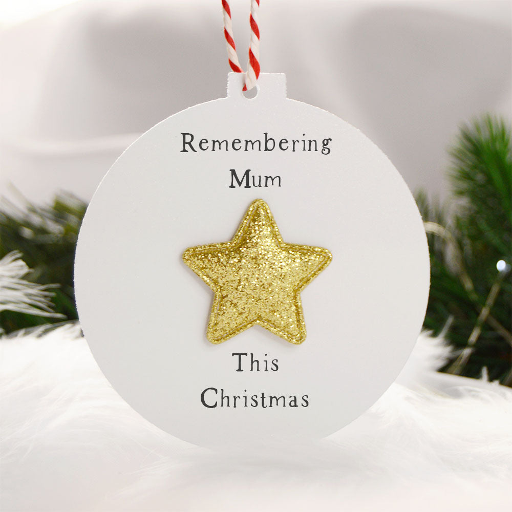 Thinking Of You Mum Remembrance Gift