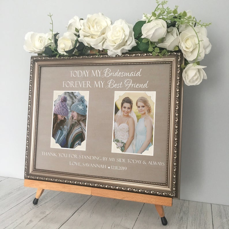 Sister Maid Of Honor Gift