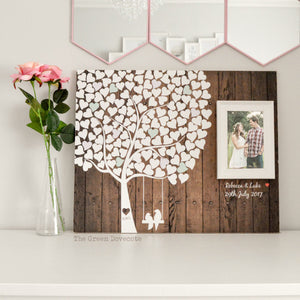 Guest Book Picture Frame