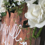 Load image into Gallery viewer, Personalized Wedding Guestbook Canvas Sign In