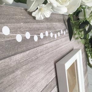 Grey Wedding Guest Book