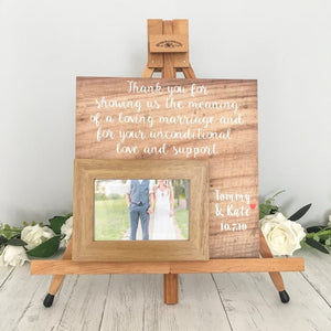 Mother Of The Bride Gift